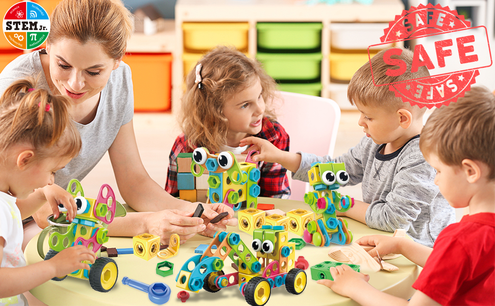 construction toys for age 3 4 5 6 7+ kids