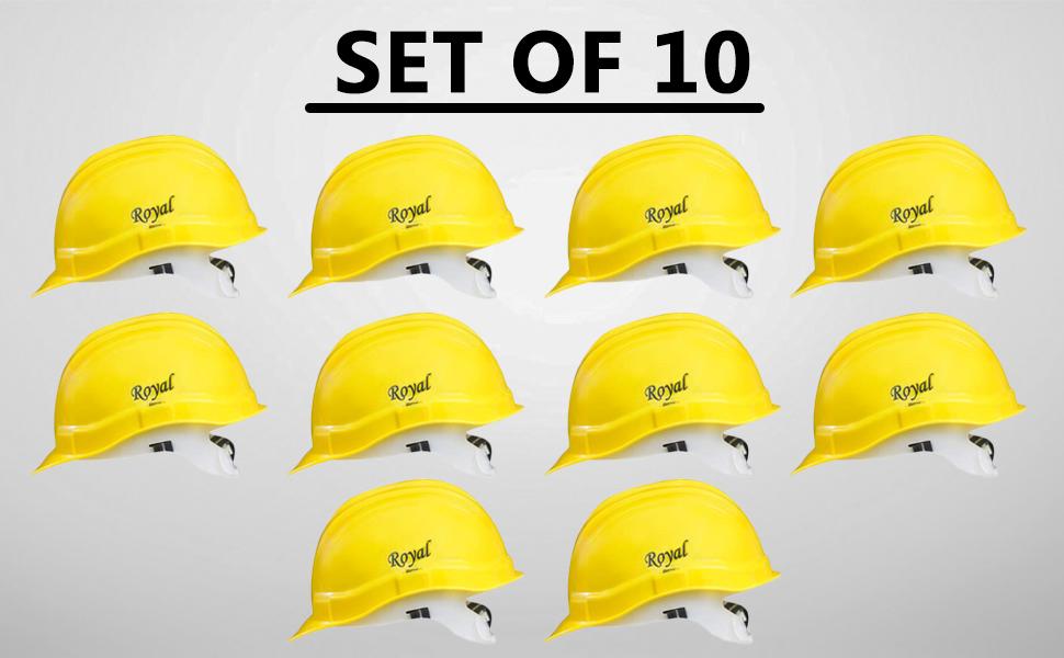 Set Of 10