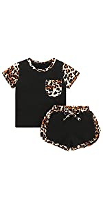 Baby Girl T-Shirt Short Sleeve