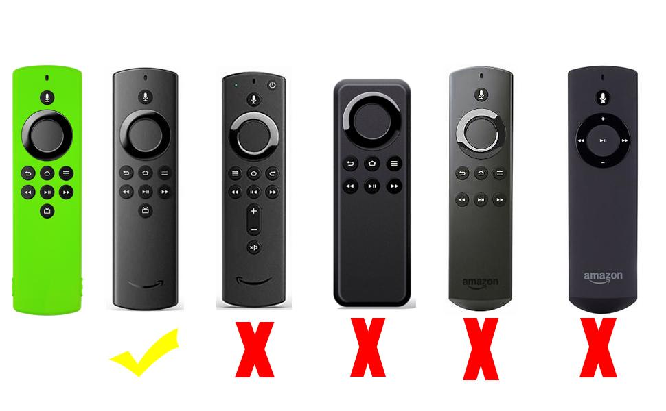 glow remote cover tv stick lite