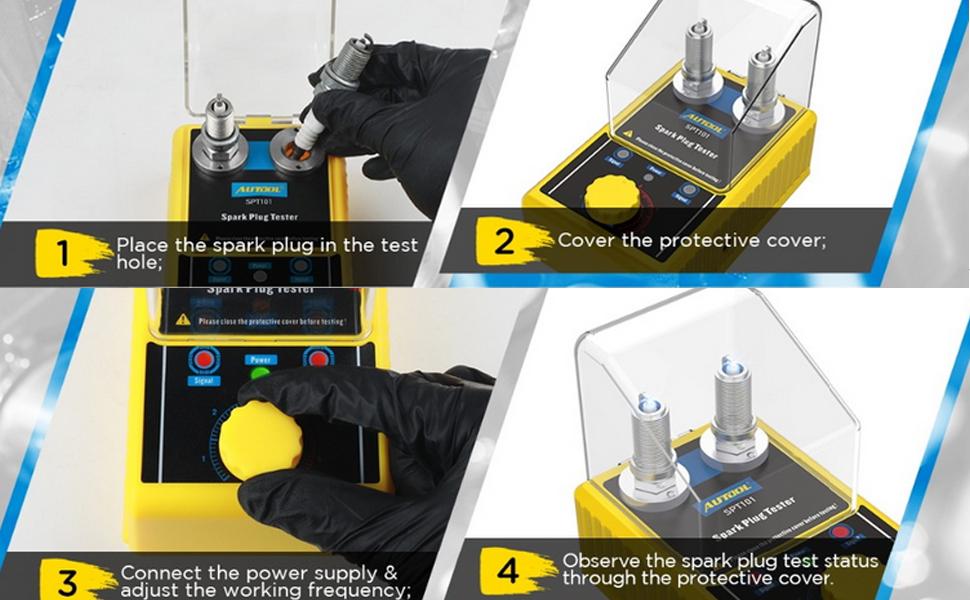 spark plug tester spark plug socket ignition coil tester spark plug tool