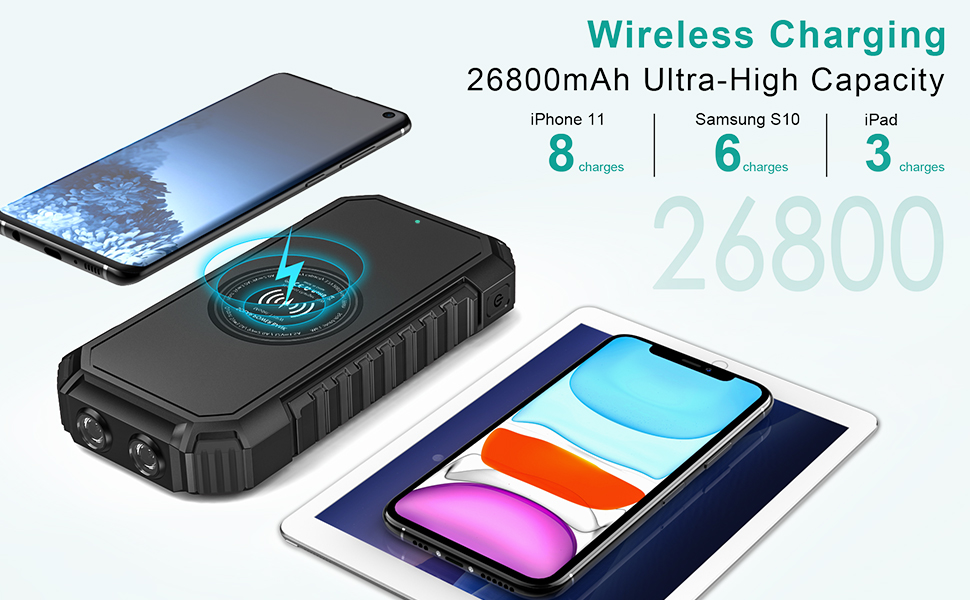 Wireless Charge