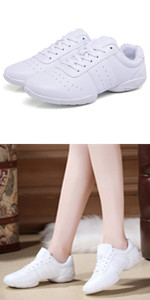 White sneakers 1