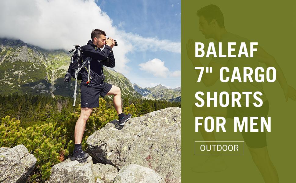 baleaf cargo shorts for men