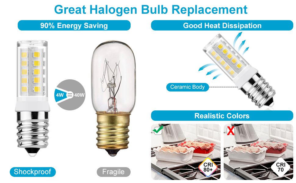 halogen bulb repalcement