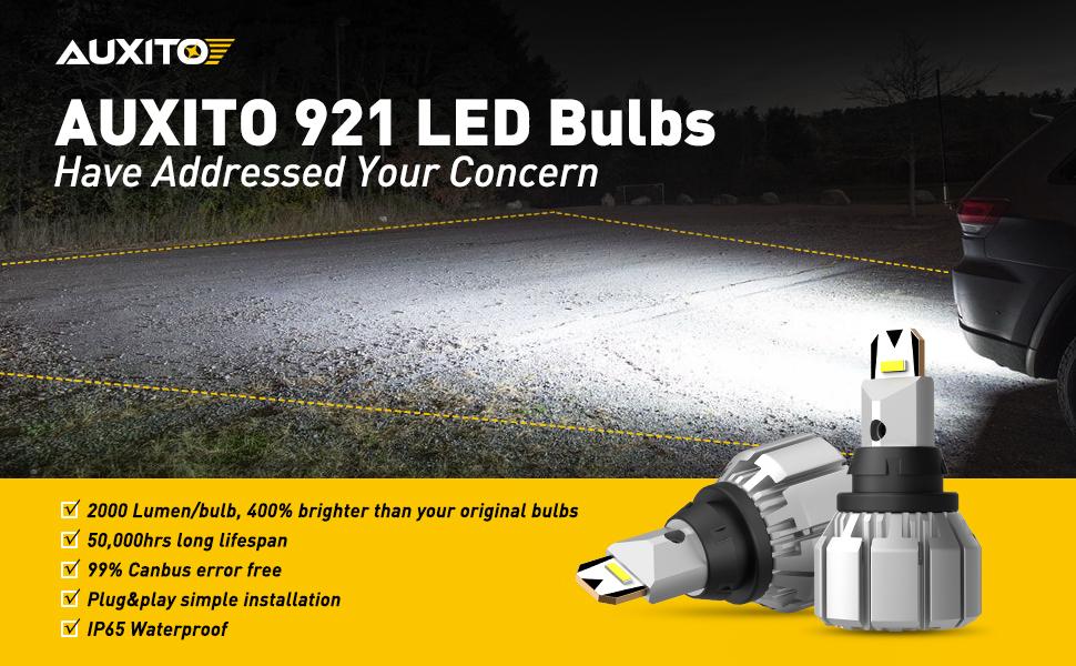 921 led reverse lights