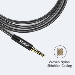 UGREEN 3.5mm Male to Female Extension Stereo Audio Extension Cable