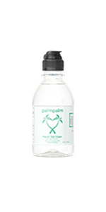 8 ounce liquid hand sanitizer