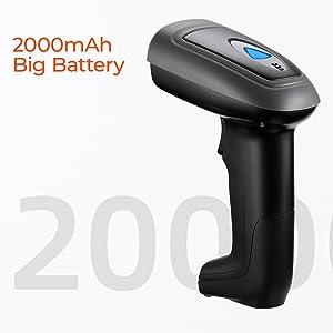 handheld barsode scanner