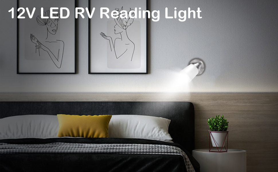 rv interior light fixtures