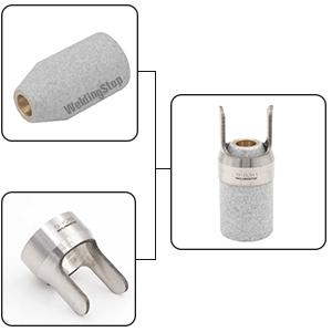 Thermal Dynamics SL60 SL100 Plasma Torch Shield Cap 9-8218 Cutmaster 52 Consumables