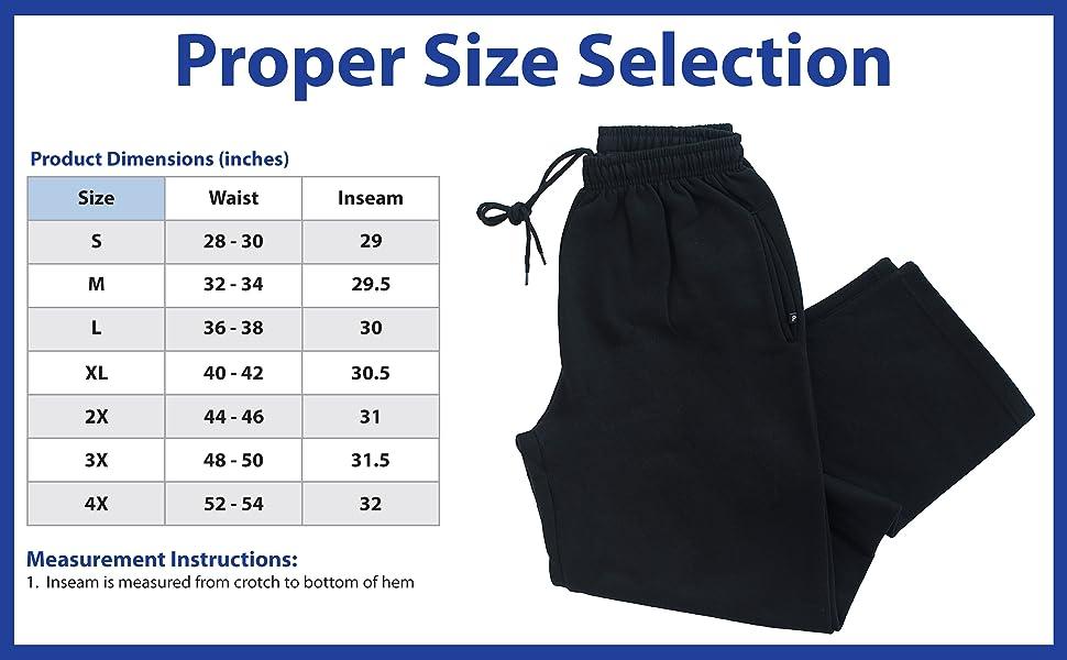 Proper Size Selection P706P