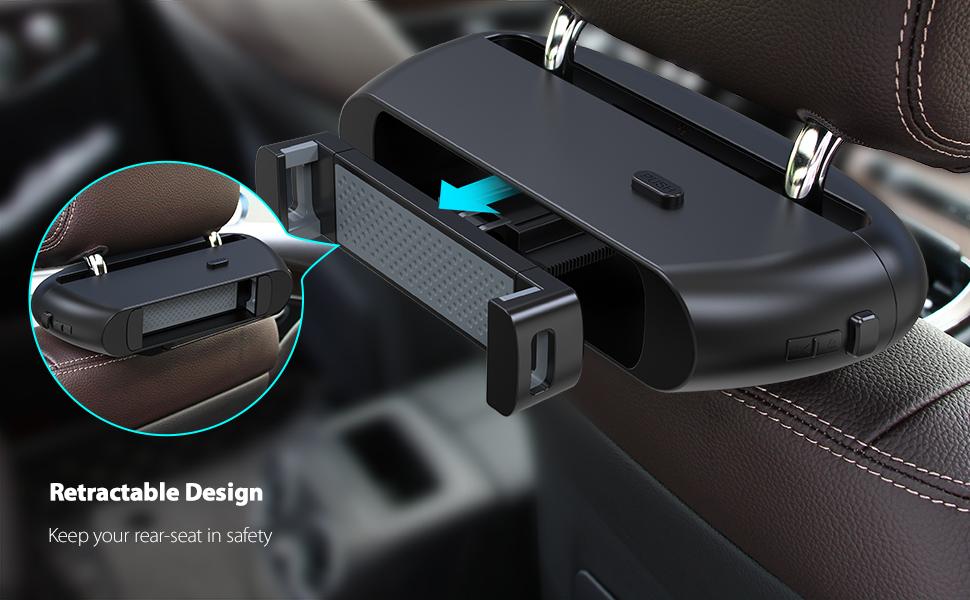 tablet holder for car