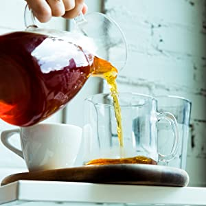 Licorice Ginger Tea