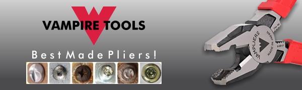 VamPLIERS by Vampire Tools Inc.