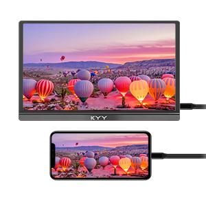 external portable monitor