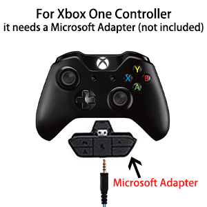 xbox one headset with mic