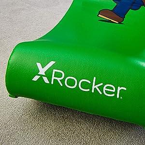 X Rocker Mario