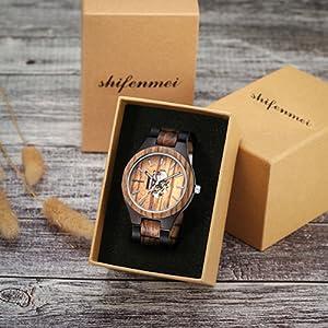unisex wood watches