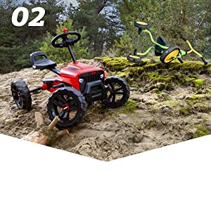 pedal go kart;ride toy;kids ride on;go kart;pedal car; pedal kart; pedal go kart