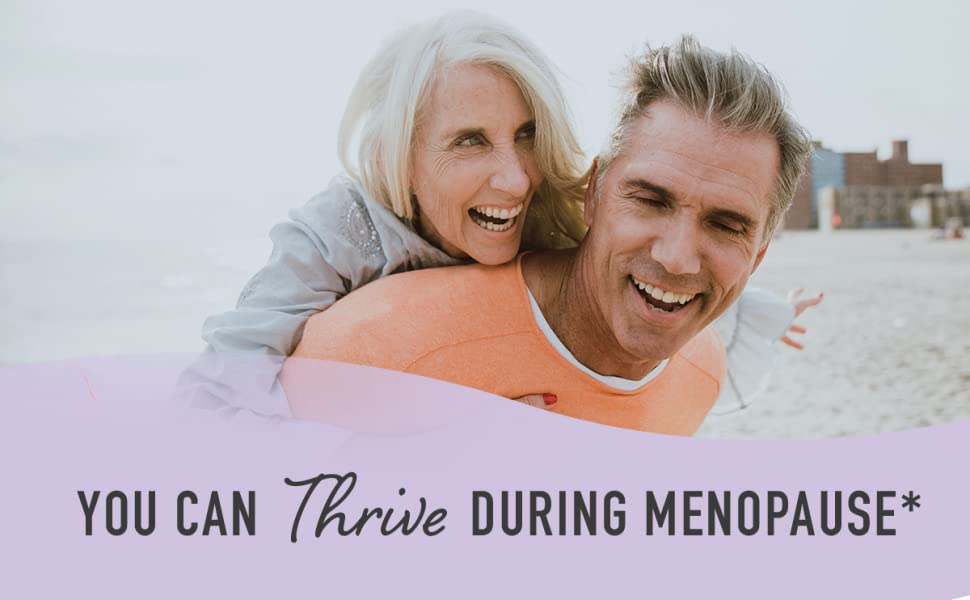 you can thrive during menopause