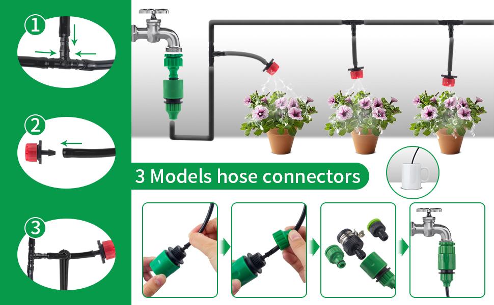 82ft Drip Irrigation Kits