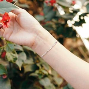 morse code bracelet women