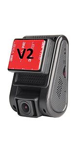 A119 V2 6G F1.8, 160° FOV  Full HD 1920 x 1080p OV4689 128GB STANDARD LENS IMAGE SENSOR NIGHT WIRE