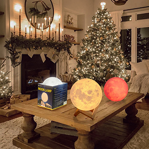 Moon Lamp for Christmas