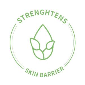 strengthens skin barrier