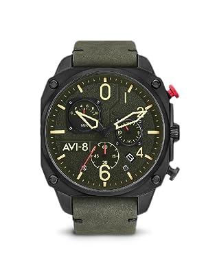 AV-4052-08 Hawker Hunter Retrograde Chronograph