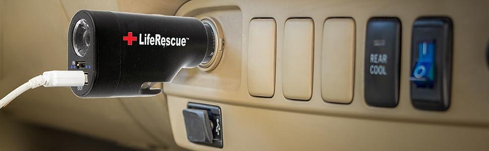 auto glass breaker smasher emergency tool car automotive safety window flood charger usb 12 volt