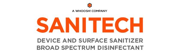 Sanitech Logo