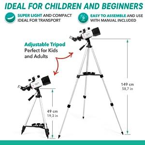 telescope for astronomy for beginners
