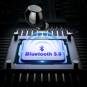 Bluetooth 5.0 Headphones with Mic