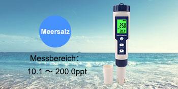 saltwater test
