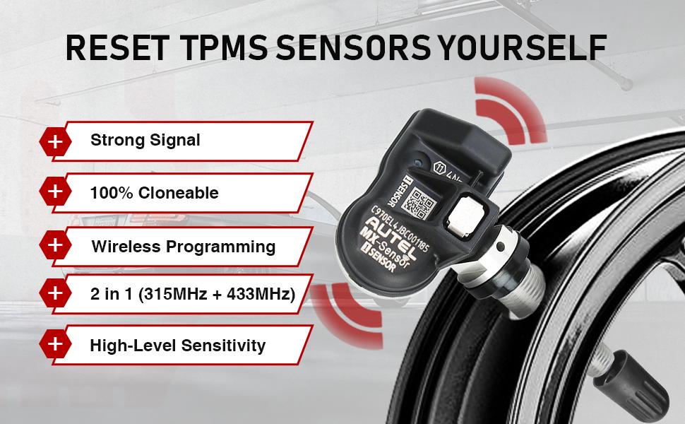Autel TPS218 sensor