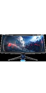 "Westinghouse 34"" Curved Gaming Monitor UWQHD 100hz AMD FreeSync"
