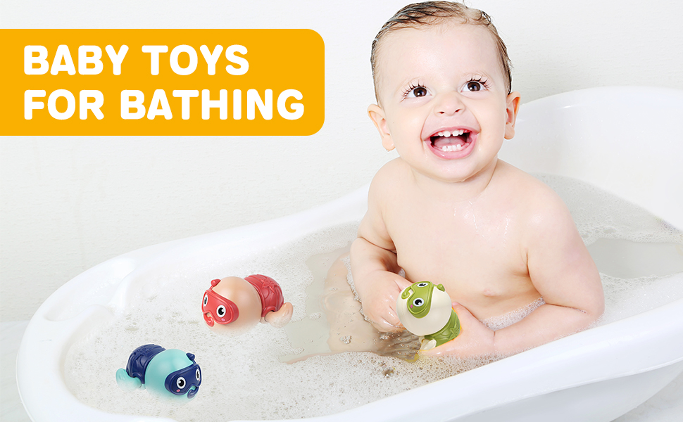 Bath Toys toddlers
