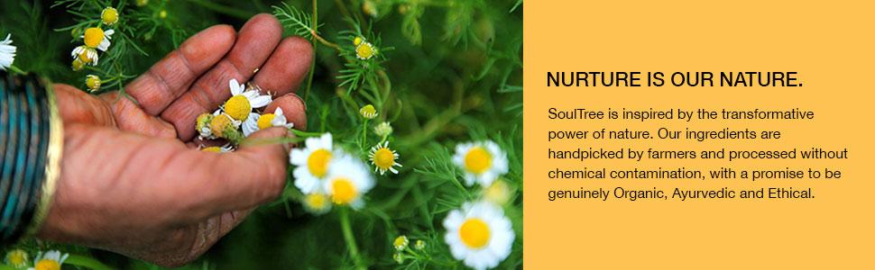 Nurture is our Nature
