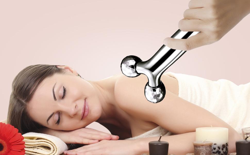 massager roller for face skin roller