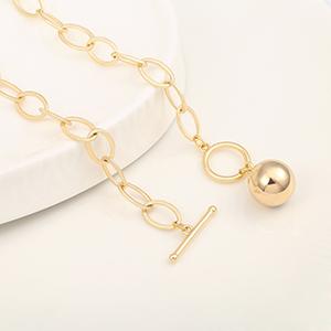 OT clasp necklace