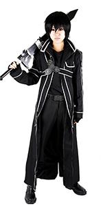 Amazon.com: miccostumes Womens Asuna Yuuki Costume with ...