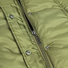 outwear down coat jacket hiking down coat keep warm and soft Women's Mountain Waterproof Ski Snow