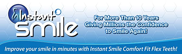 Instant Smile Teeth Giving Millions The Confidence to Smile Again  Cosmetic Upper