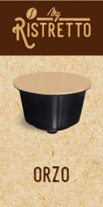 Orzo dolce gusto
