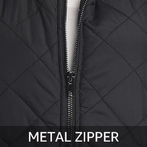 women zipper vest