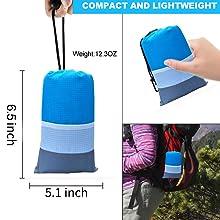 Portable pocket blanket