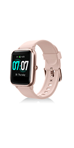 IDEALROYAL ID205L Smart Watch Pink