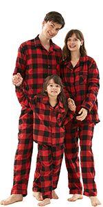 パジャマ 上下セット 家族